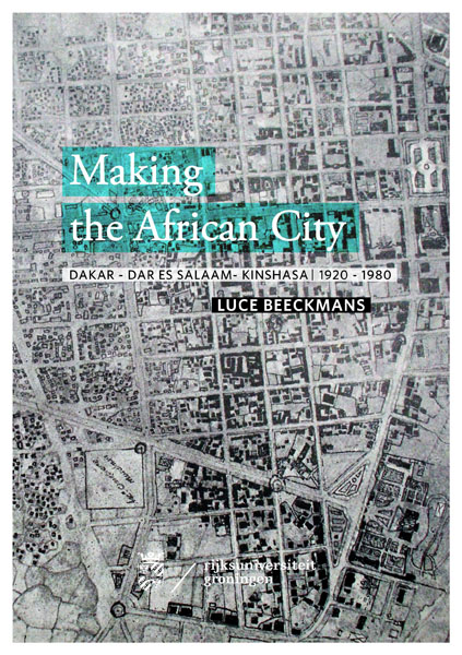 Capa do livro Making of the African City