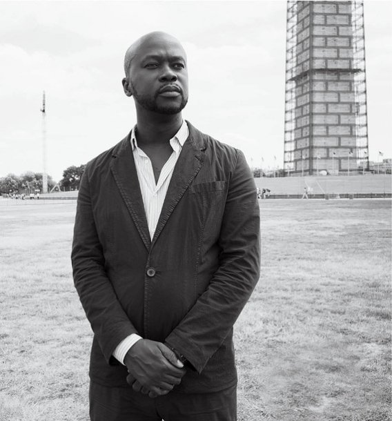 David Adjaye em Washington